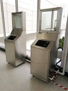 Automatic hand washer & dryer
