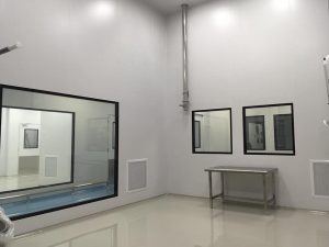 Clean Room Installation